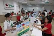 Lợi nhuận hợp nhất của VPBank đạt 4.375 tỷ đồng, tăng 34%