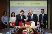 BIDV hợp tác với 4 ngân hàng Tập đoàn Resona phục vụ đối tác Nhật Bản
