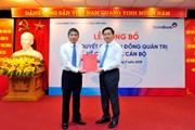 Ông Cát Quang Dương phụ trách hoạt động Hội đồng quản trị VietinBank