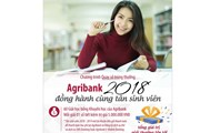Mở tài khoản thanh toán tiền học phí tại Agribank được nhận học bổng