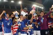 Máy bay chở U23 Malaysia gặp sự cố kỹ thuật