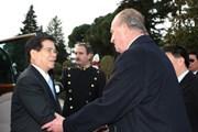 Chủ tịch nước bắt đầu chuyến thăm Tây Ban Nha