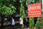 Hoan nghênh luật chống tác hại thuốc lá của Việt Nam
