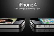 Apple ngừng nhận các đơn đặt hàng cho iPhone 4