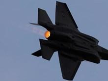 Israel không kích các cơ sở Hamas ở Gaza đáp trả vụ bắn rocket