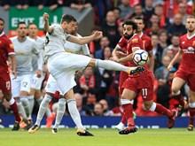 Cầm hòa Liverpool, M.U tạm chiếm ngôi đầu của Manchester City