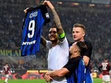Icardi tỏa sáng, Inter hạ gục Milan sau màn rượt đuổi kịch tính