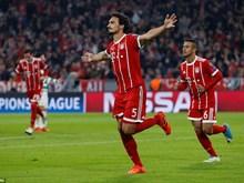 Bayern Munich hồi sinh mạnh mẽ dưới thời HLV Jupp Heynckes