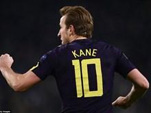 Harry Kane lập kỷ lục, Tottenham giành ưu thế trước Juventus
