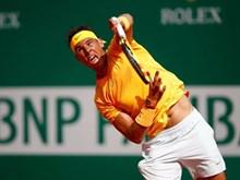 Nadal áp sát ngôi vương Monte Carlo sau chiến thắng tốc hành
