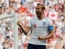 Cận cảnh Harry Kane lập hat-trick giúp Anh thắng hủy diệt Panama