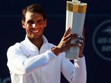 Rafael Nadal vô địch Rogers Cup 2018, thiết lập nên kỷ lục mới