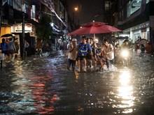 [Video] Hơn 54.000 người dân Philippines phải sơ tán do lũ lụt