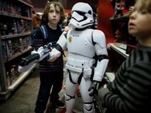 """Các đồ chơi ăn theo phim """"Star Wars"""" thống lĩnh thị trường Mỹ"""