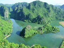 [Photo] Tràng An - nơi hội tụ vẻ đẹp hài hòa của trời đất, núi sông