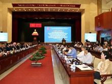 """Các doanh nghiệp nước ngoài """"hiến kế"""" cho Thành phố Hồ Chí Minh"""