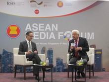 """Nhiều vấn đề """"nóng"""" được thảo luận tại Diễn đàn truyền thông ASEAN"""