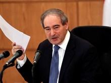 Syria lên án OPCW về cáo buộc tấn công bằng vũ khí hóa học