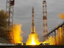 Nga dùng Trạm vũ trụ quốc tế để quảng bá World Cup 2018