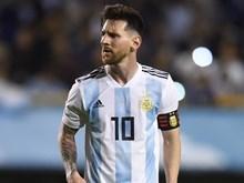 Huỷ giao hữu Israel-Argentina vì Messi bị khủng bố doạ giết