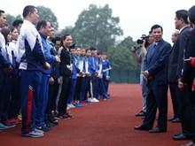 Bộ trưởng: Các đội tuyển phải noi gương U23 Việt Nam