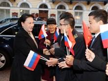 [Photo] Hoạt động của Chủ tịch Quốc hội Nguyễn Thị Kim Ngân