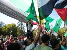 Thoả thuận Fatah-Hamas giúp tăng cường vai trò của Palestine
