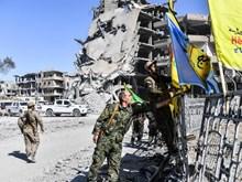 Syria: SDF tuyên bố giải phóng thành phố Raqqa khỏi IS