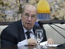 Lãnh đạo Palestine kêu gọi PLO ngừng công nhận Israel