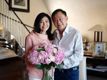 Xuất hiện ảnh của anh em cựu Thủ tướng nhà Shinawatra tại Mỹ