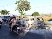 [Video] Di lý 6 đối tượng giết người, đốt xe gây rúng động dư luận