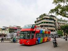 Hà Nội: Thêm một đơn vị muốn tham gia tuyến buýt 2 tầng mui trần