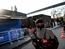 Cảnh sát Thổ Nhĩ Kỳ bắt giữ hàng chục nghi can là thành viên IS