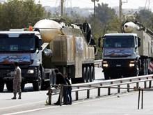 """Israel cáo buộc vụ thử tên lửa của Iran là """"hành động khiêu khích"""""""