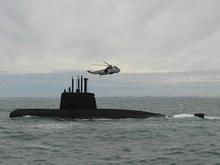 Hải quân Argentina phát hiện tín hiệu được cho là từ tàu ngầm mất tích