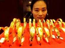 Giá vàng giảm phiên thứ 5 liên tiếp trên thị trường châu Á