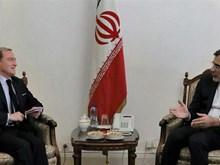 Iran và Pháp kêu gọi hợp tác tìm kiếm giải pháp cho xung đột Syria
