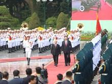 Toàn cảnh chuyến thăm Việt Nam của Chủ tịch Trung Quốc Tập Cận Bình