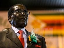 Toàn cảnh sự kiện Tổng thống Zimbabwe Robert Mugabe từ chức