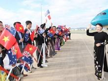 Toàn cảnh chuyến thăm Singapore và Australia của Chủ tịch Quốc hội