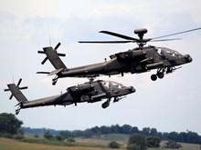 Hàn-Mỹ sẽ huy động trực thăng Apache đối phó đặc nhiệm Triều Tiên
