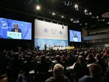 Hội nghị COP 23 nhất trí duy trì cam kết với Hiệp định Paris