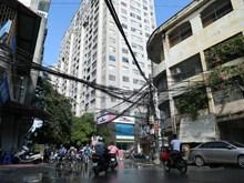 Giải pháp chống ùn tắc: Không phát triển chung cư ở khu vực trung tâm