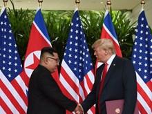 Tổng thống Mỹ có kế hoạch điện đàm với nhà lãnh đạo Triều Tiên