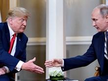 [Video] Lãnh đạo hai nước Mỹ và Nga gửi thông điệp hợp tác