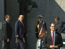 [Video] Tổng thống Mỹ lên đường tới cuộc gặp thượng đỉnh với Nga
