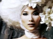 Hoàng Thùy trở thành Viet Nam's Next Top Model