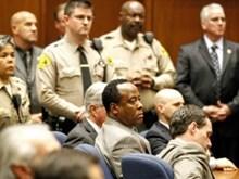 Bác sỹ riêng của Michael Jackson bị kết tội ngộ sát