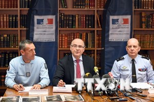 Dữ liệu hộp đen thứ hai cho thấy cơ phó Germanwings cố ý tự sát