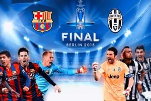 [News Game] Barcelona hay Juventus sẽ là tân vương Champions League?